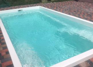 Купить композитный бассейн Оазис 5 м