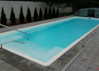 Керамический бассейн Posh-Pools Днепр