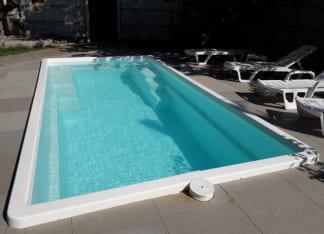 Купить Композитный бассейн Оазис 7 метров