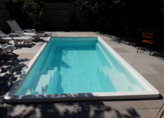 Купить Композитный бассейн в Одессе