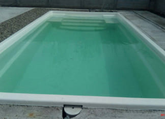 Купить стекловолоконный бассейн в Харькове