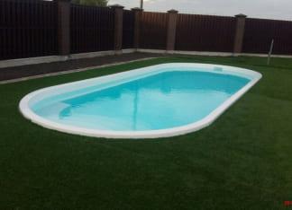 бассейн Лагуна 6 метров в Киеве