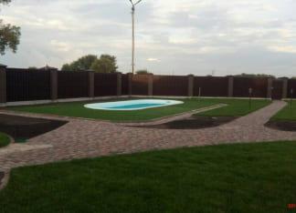 бассейн Лагуна 6 метров в Днепре Posh-Pools
