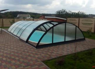"""Купить керамический бассейн Posh-Pools """"Лагуна"""" 6 метров"""