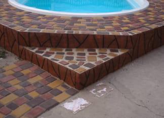 Купить керамический бассейн Posh-Pools