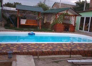 "бассейн Posh-Pools ""Лагуна"" 6 метров"