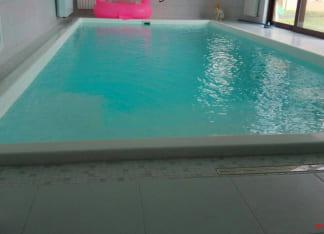 Керамический бассейн Posh-Pools