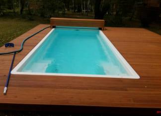 Купить стекловолоконный бассейн Posh-Pools