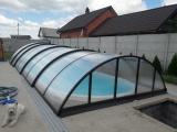 Купить композитный бассейн Лагуна 8 метров Львов