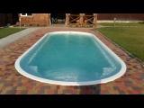 купить бассейн Лагуна 8 метров в Харькове
