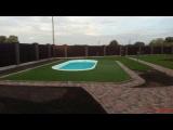 бассейн Лагуна 6 метров в Киеве Posh-Pools