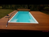 Купить композитный бассейн Posh-Pools