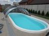 Купить композитный бассейн Лагуна 8 м