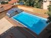 Стекловолоконный бассейн 7,6 метров Posh-pools