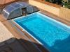 бассейн 7,6 метров Posh-pools